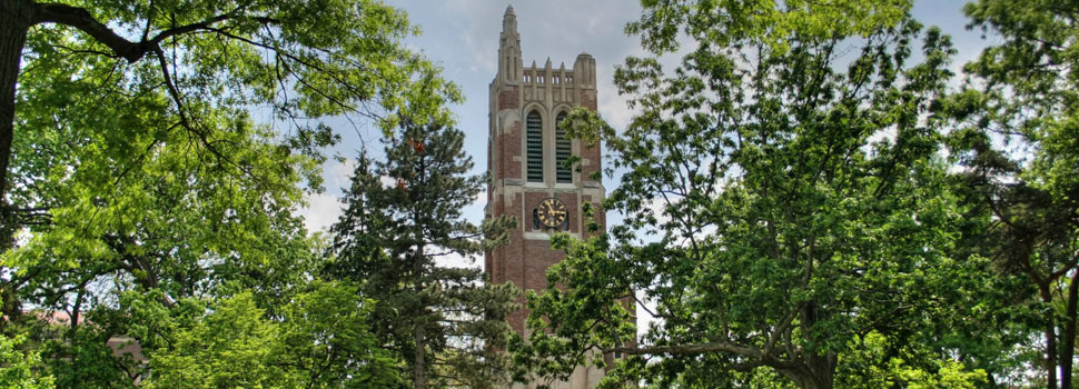 Beaumont Tower - MSU